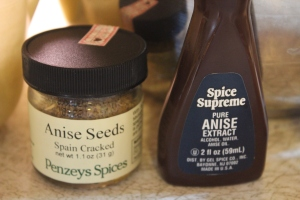 Anise is available as either crushed or whole seeds,or as an extract.