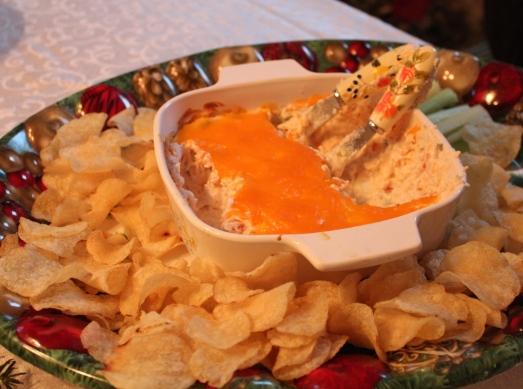 Pimiento-Cheese Dip