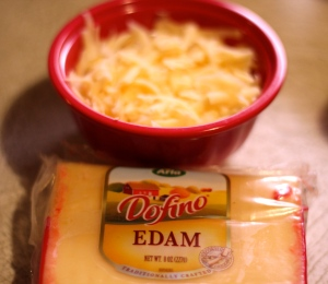 Grated Edam Chese