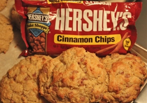 You will find many uses for these packaged cinnamon chips.