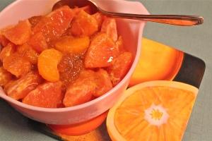 Orange Compote
