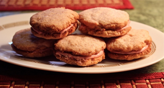 Very Berry Strawberry  Cookies
