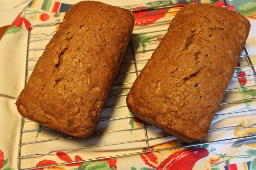 Zucchini Pineapple Quick Breads