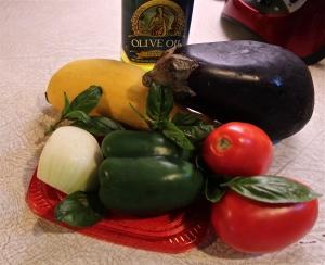 Beautiful Fresh Vegetables