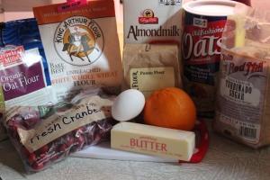 "A variety of ""healthy"" ingredients."