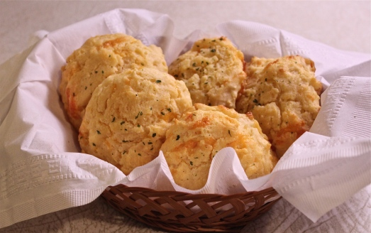 Cheese Garlic Bisquits