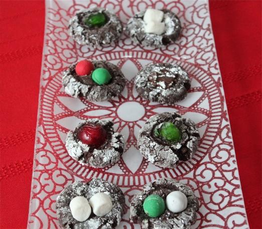 Cocoa Thumbprints