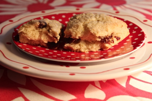 Cherry Scones Delicious On A Dollar