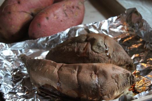 Roast Sweet Potatoes