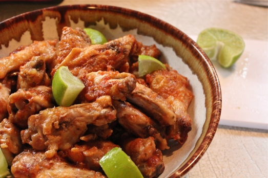 Salsa Hot Wings