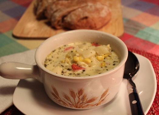 Bacon Corn Chowder